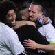 Un espont�neo lo celebr� con el Bayern