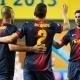 El Marfil Santa Coloma sucumbe 2-4 ante el Barcelona Alusport