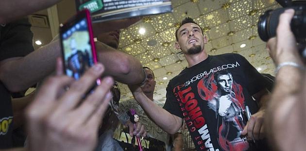 Mayweather Jr. y Guerrero son el centro de atenci�n en Las Vegas