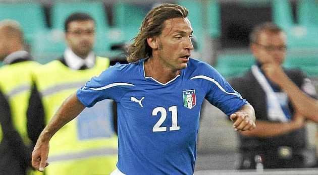 Pirlo dejará la selección italiana - MARCA.com 75bcf4f6a7e3a