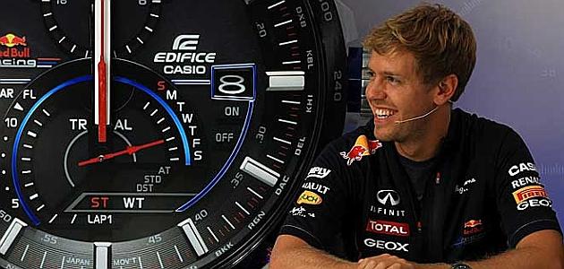 Vettel: Es agradable estar de vuelta en España