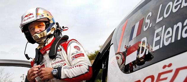 Loeb gana el Rally de Argentina por octavo año consecutivo