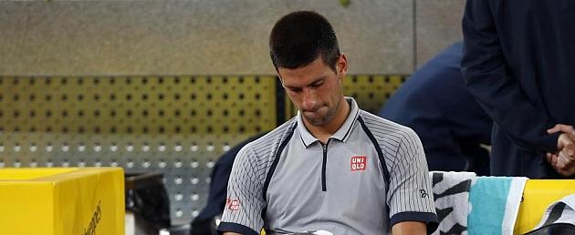 Djokovic: Cada vez que había una bola la gente me silbaba sin razón