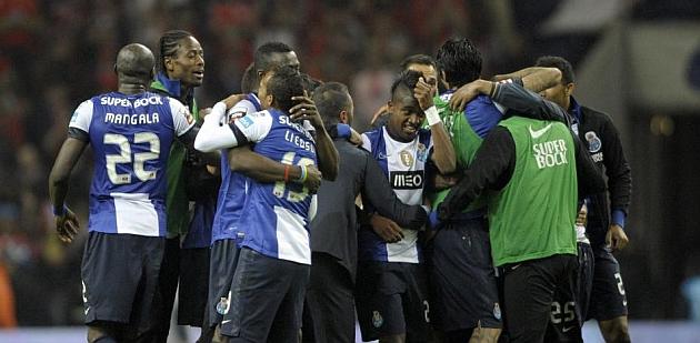 El Oporto, a un paso del campeonato