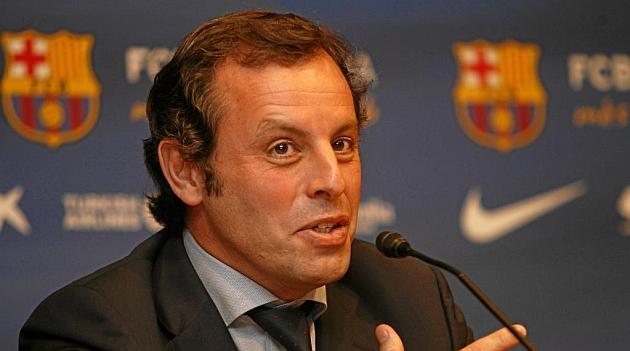 Rosell: El ciclo del Barça sigue, somos los mejores del mundo
