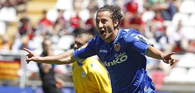 Guardado marcó su primer gol con el Valencia: Tenía ganas
