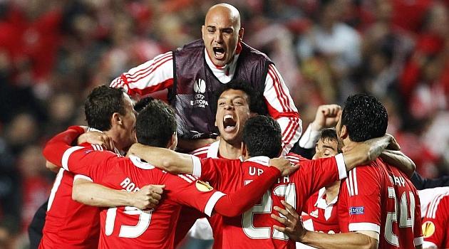 El Benfica triplica si pone fin al maleficio