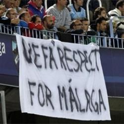 La UEFA deja sin efecto el segundo a�o de sanci�n al M�laga