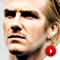 Resumen de la trayectoria de Beckham
