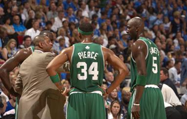Los Celtics se aseguran la continuidad de Rivers mientras que Garnett no desvela su futuro