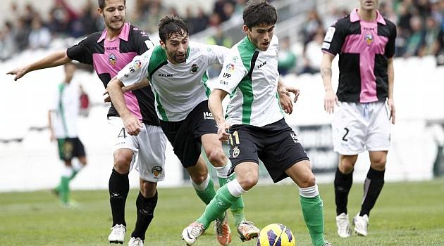 'Match ball' para el Racing en Sabadell