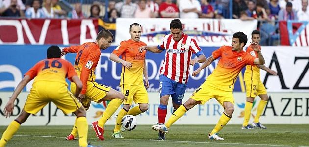 Atlético y Barcelona se enfrentarán en la próxima Supercopa