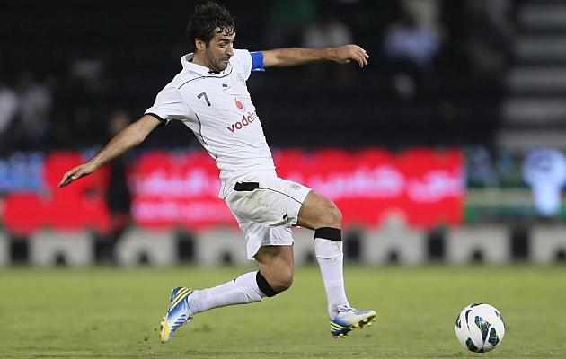 Raúl marca con el Al Sadd, pero no evita la derrota en la Copa del Príncipe