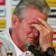 Heynckes llor� en su �ltima rueda de prensa en la Bundesliga