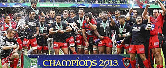 Toulon se proclama campeón de Europa por primera vez