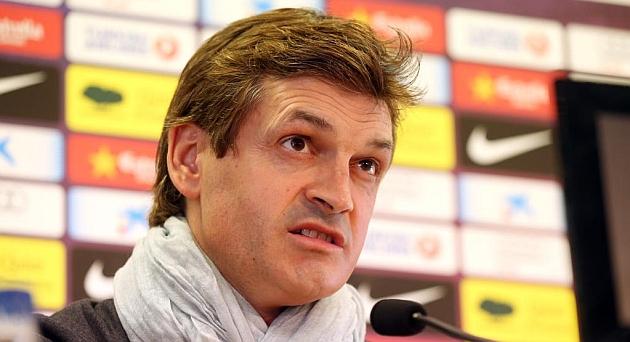 El Barça busca un plan 'B' para Tito