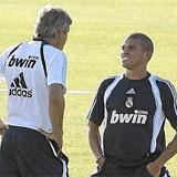 Pellegrini y Pepe