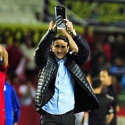 Las mejores im�genes del Sevilla-Real Sociedad