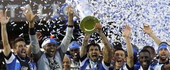 El Oporto campeón remata al Benfica