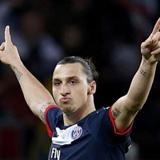 Ibrahimovic lidera la fiesta del Paris Saint Germain