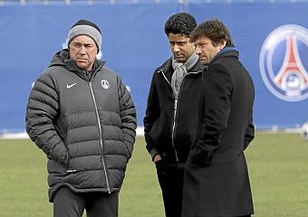 Ancelotti no seguirá en el PSG la próxima temporada