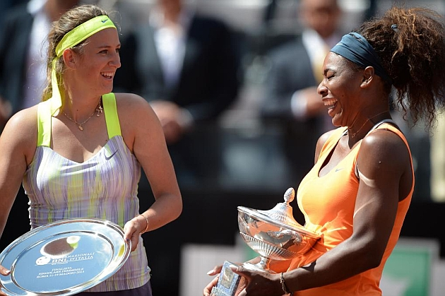 Serena Williams fulmina a Azarenka