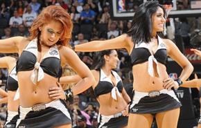 Sensualidad en la NBA