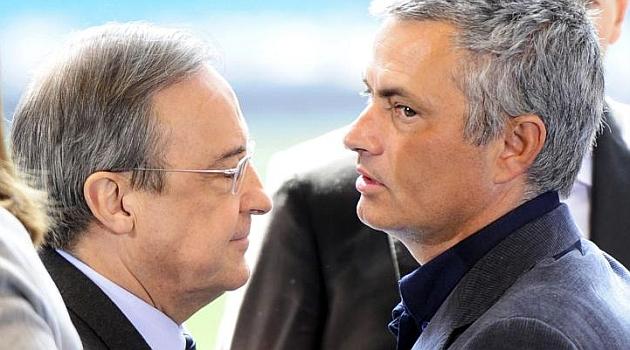 Bye Bye Mourinho!