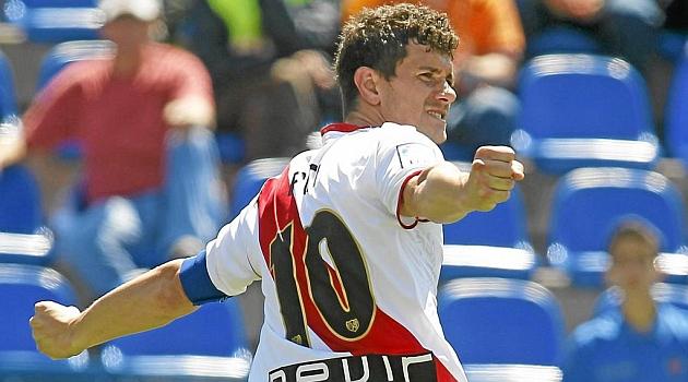 Piti: Jémez me dijo que si marcaba sólo tres goles me echaba
