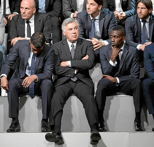 PSG driving a hard bargain over Ancelotti