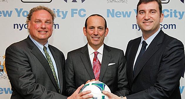 New York City FC, 20º equipo de la MLS