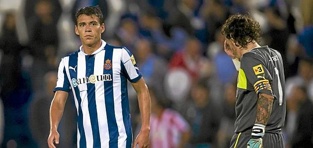 Héctor Moreno se perderá los últimos partidos del Espanyol