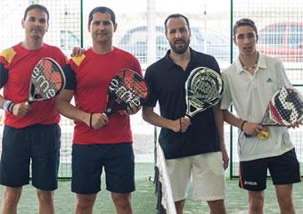 El Sur y Extremadura deciden los campeones de la Fase Final