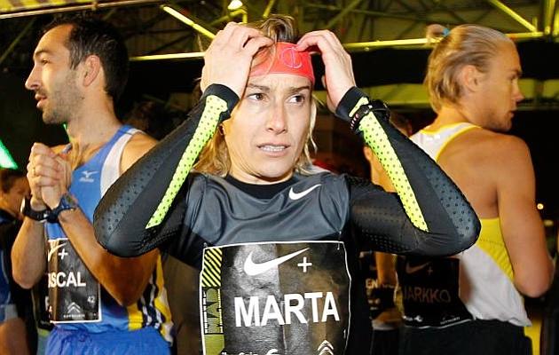Expediente a Marta Dom�nguez por un supuesto caso de dopaje