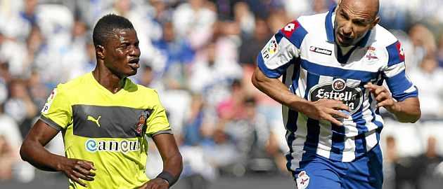 Wakaso, en las agendas del Inter y del Everton