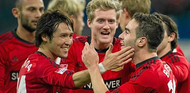 Carvajal, en el equipo ideal de la Bundesliga elegido por 'Bild'