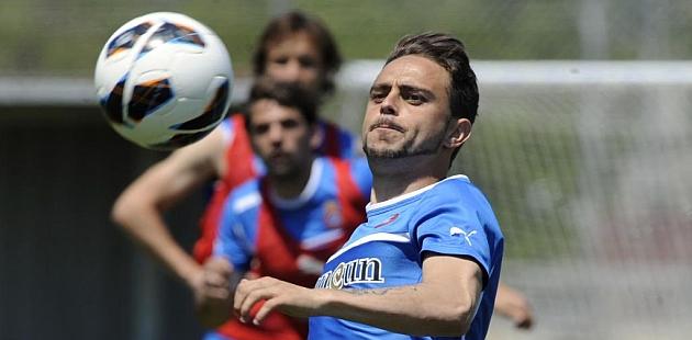 García: Queremos brindarle la victoria en el derbi a Víctor Álvarez