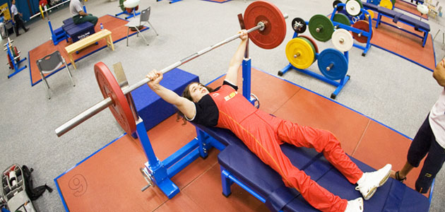 Loida Zabala, bronce en el Campeonato de Europa