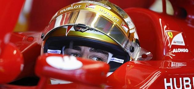 Alonso: Las sensaciones son positivas