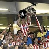 Los aficionados del Atl�tico podr�n fotografiarse con la Copa del Rey