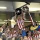 Los aficionados del Atlético podrán fotografiarse con la Copa del Rey