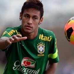 Neymar no se decide entre Bar�a y Madrid