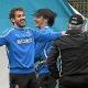 Moreno y Stuani, dudas hasta el �ltimo d�a