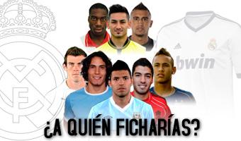 Los fichajes del Madrid