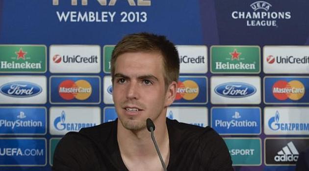 Lahm: Queremos llevarnos la Champions a Múnich
