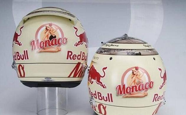El truco del casco de Vettel