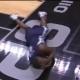 La NBA multa con 5.000 d�lares a Tony Allen por fingir un golpe en la cara ante los Spurs