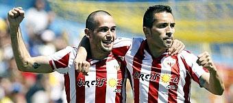 El Almería se catapulta hacia el ascenso directo