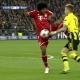 Claro penalti de Dante, que debió ver la segunda amarilla