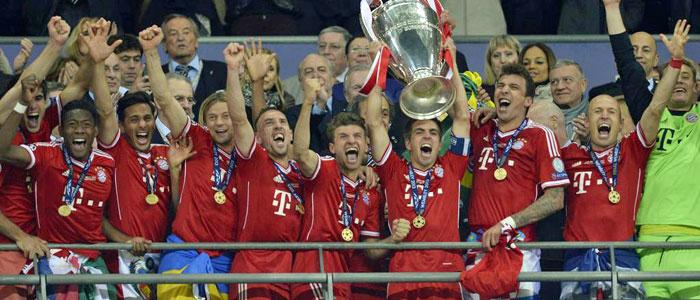 Bayern, ahí tienes la tuya